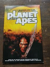 2001 Dark Horse Comics Planet Of The Apes Graphic Novel