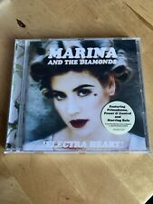 Marina And The Diamonds: Electra Heart CD - Near New / VG Condition
