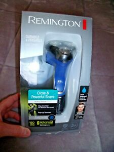 NEW Remington 4000 WET DRY SHAVER Cordless Rechargeable Pop Up Trimmer