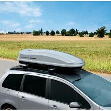 BOX BAULETTO ROOF CAR LT.430 SILVER BRAND:NORDRIVE