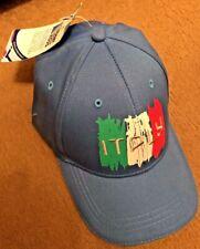 Italy Italia IRU Rugby RWC World Cup England 2015 Baseball Cap Flag