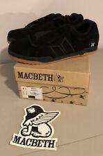 Vintage Macbeth Regal Black/Gum Size US 11 COMPLETE NIB Authentic