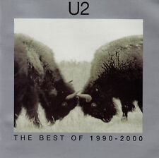 >> U  2 / THE BEST OF 1990 to 2000    -    TWO CD SET