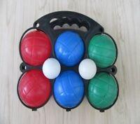 1Set x 6pcs Bocce Balls Set for Outdoor Sport