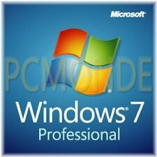Dell Microsoft Windows 7 PRO 32 Bit 1 License - DVD-ROM