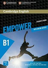 Cambridge English Empower Pre-intermediate Student's Book with Online Assessment