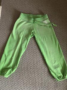 VIctoria Secret PINK My Favorite Sweats Green XS