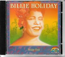 CD COMPIL 24 TITRES--BILLIE HOLIDAY--STRANGE FRUIT