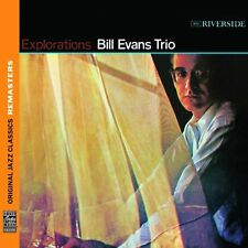 Bill Evans - Explorations  (2011 Edition) CD CONCORD