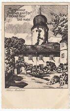 Zwischenkriegszeit (1918-39) Normalformat Ansichtskarten aus Rheinland-Pfalz für Burg & Schloss