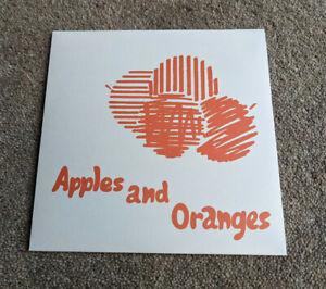 "Pink Floyd - Apples And Oranges - Reissue - Early Years - 7"" Single Vinyl"