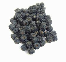 Aronia Berry Chokeberry 4oz (112gr) Organic sun dried fruit whole fruits + seeds