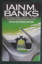 SIGNED Inversions by Iain M. Banks (Hardback, 1998)
