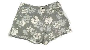 Vintage USA Local Motion Cordrouy Hawaii Hot Short Pants size Medium like new