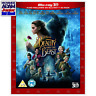 BEAUTY AND THE BEAST (LIVE-ACTION) Blu-ray 3D + 2D (REGION-FREE)
