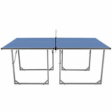 Indoor Outdoor Tennis Table Ping Pong Sport  Ping Pong Table With Net And Post