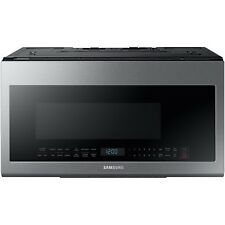 Samsung Stainless Steel 30'' Over-The-Range Sensor Microwave ME21M706BAS