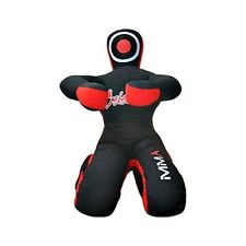 Celebrita MMA Grappling Dummy - Judo Punching Bag, Unfilled - Sitting Position H