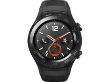 Smartwatch - Huawei Watch 2, 4G, Android, Sport, GPS, Frecuencia cardíaca,