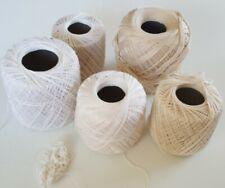 Cotton Crochet Thread (Partial)