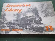 Locomotive Library  Percival Marshall 1962  pb