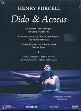 Henry Purcell Dido and Aeneas DVD BEW Vincent Dumestre Rouen Opera