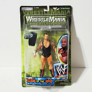 Jakks Pacific TAZZ WWF Wrestlemania 2000 Rulers Of The Ring Action Figure WWE
