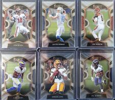 2020 SELECT FOOTBALL - CONCOURSE- BASE (1-100)  VETS & RC PICK PYC COMPLETE SET