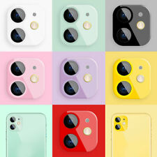 For iPhone 11 Pro Camera Cover Anti-scratch Tempered Glass Protection Lens Film