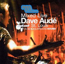 DAVE AUDÉ =mixed live= Bailey/Wolf/Moguai/Cicada..=2CD= HOUSE ELECTRO TECH HOUSE