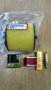 OEM Honda Air Filter Cleaner Tune up kit TRX400 TRX 400 Foreman 4x4 1995-2002