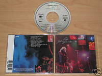 Johnny Hiver / Live (Columbia Ck 30475 ) CD Album