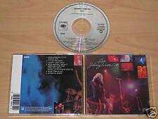 JOHNNY WINTER/LIVE (COLUMBIA CK 30475) CD ALBUM