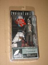 Resident evil 10th Anniversary Zombie Figure Figur Neca
