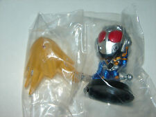SD Kamen Rider Meteor Storm - Mini Big Head Figure Vol. 1 Set! Ultraman Godzilla