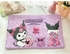 kuromi purple square Floor Mat Carpets Bedroom Rug mats rugs fashion