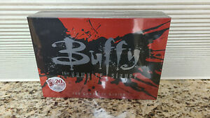 Buffy the Vampire Slayer Complete Series DVD Box Set Collection 20th Anniversary