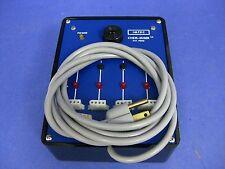 IMTEC Acculine Chem-Miser MCU Master Control Unit Model 501, 20-00-0400, Used