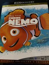 Finding Nemo (4K Ultra Hd +Blu-ray) Ultimate Collector'S Edition!