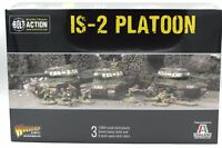 Bolt Action 402014006 IS-2 Platoon (Soviet Heavy Tanks & Tank Riders) WWII