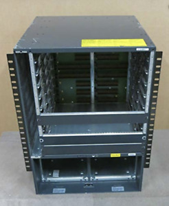 CISCO WS-C6509-E CHASSIS WITH FAN FREE UK PALLET SHIPPING