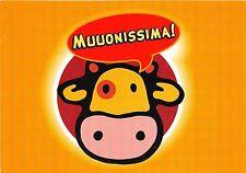 B9120 Muuonissima Beaf meat Advertising Italy