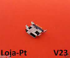 V23 - Micro USB Charging Port DC Power Socket 7 Pin for Fix Phones and Tablets
