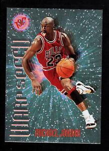 1995 Topps Stadium Club Warp Speed #WS1 Michael Jordan HOF NM-MT 2060