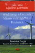 WIND ENERGY IN ELECTRICITY MARKETS WITH HIGH WIND - NEW PAPERBACK BOOK