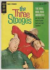 L1382: The Three Stooges #17, Gold Key, Fine Condition