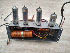 Voice Of Music Model 1280 Turntable Power Supply Transformer