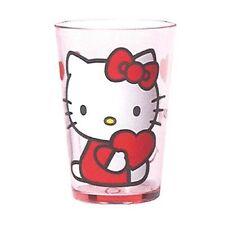 Accessori tavola bambini Bicchiere Trasparente hello Kitty melamina *06971