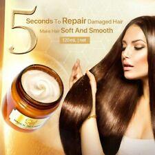 120ml Magical Treatment Mask 5 Seconds Repairs Damage Restore Soft Hair Keratin