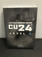 Advocare Workout Series CU24 Level 2 4 Disc DVD Set Fitness Exercise Program New